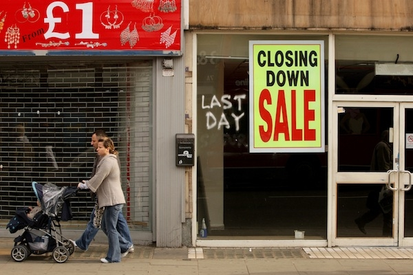Whether or not the ONS announces tomorrow that the UK is out of recession, their figures will be wrong. Picture: Getty