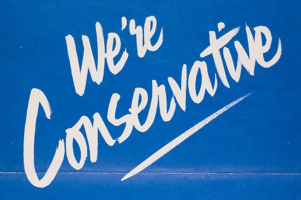 A poster from the 1970 General Election. Photo: The Conservative Party Archive/Getty Images