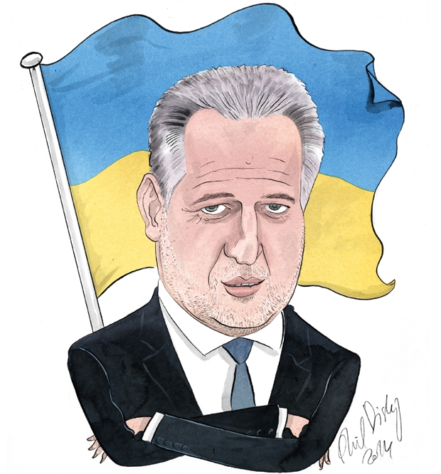 Don't call him an oligarch - meeting Dmitry Firtash
