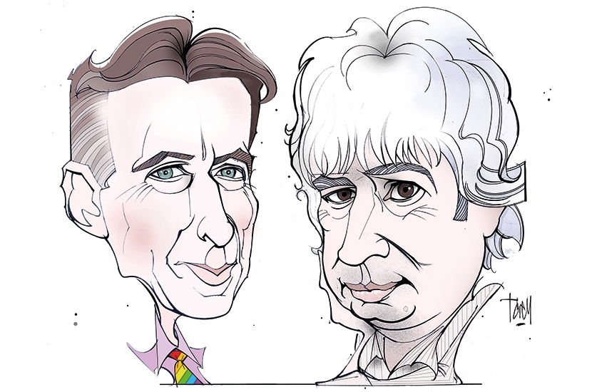Culture wars, identity politics and free speech: Rod Liddle and Peter Tatchell in conversation