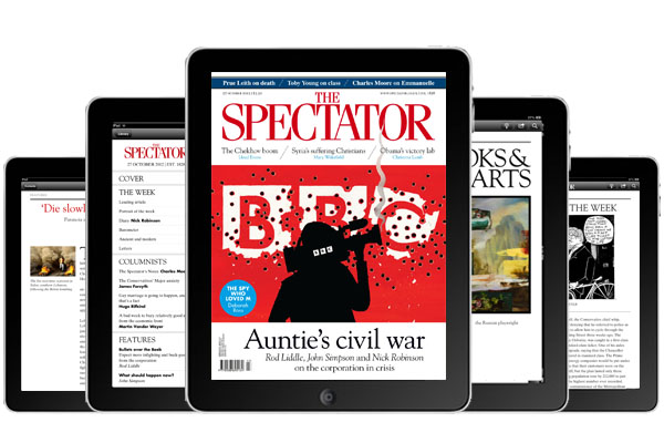 Thanks to digital sales, more people will soon read The Spectator than anytime in our 185-year history.