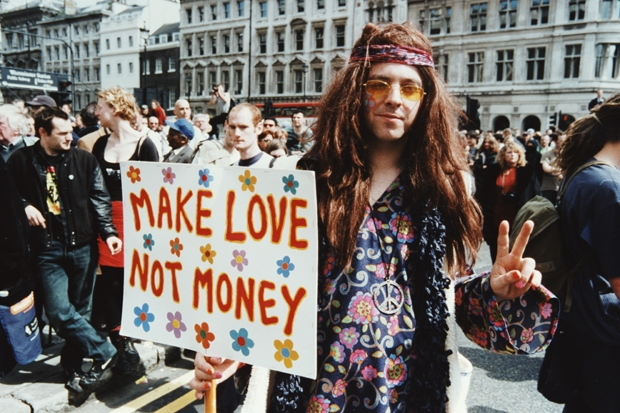 Like Uber, but for hippies