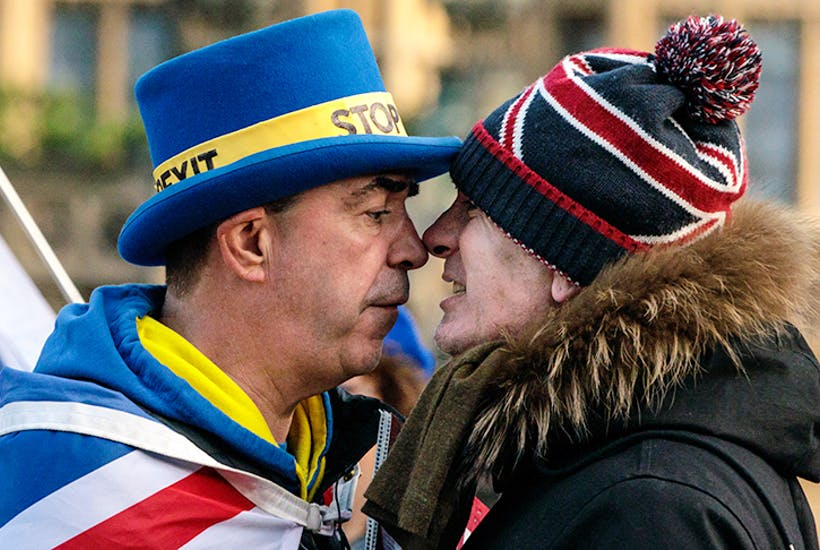 Brexit ruined our social lives. Can we now kiss and make up?