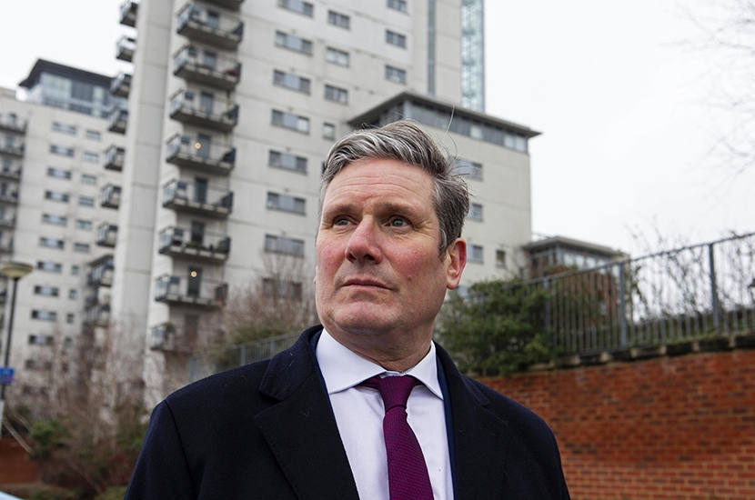 Starmer's long game: party repair comes before opposition politics