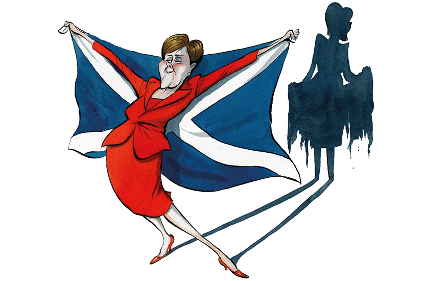 Sturgeon can't hide the economic costs of Scexit