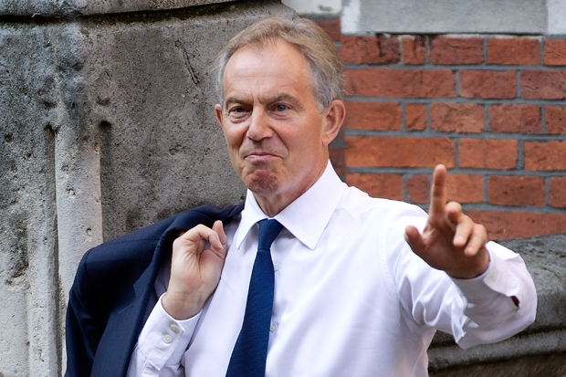 Blame Tony Blair for Labour's new stupidity about wealth