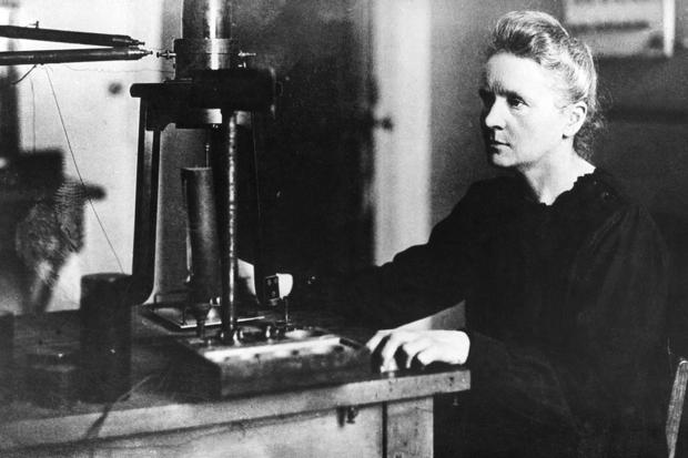 Is it now India's turn to produce a Marie Curie figure? (Photo: AFP/Getty)