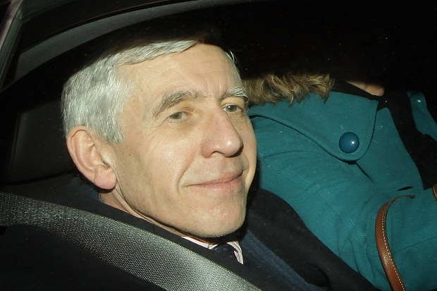 Jack Straw Is Recalled To Give Evidence At the Iraq Inquiry