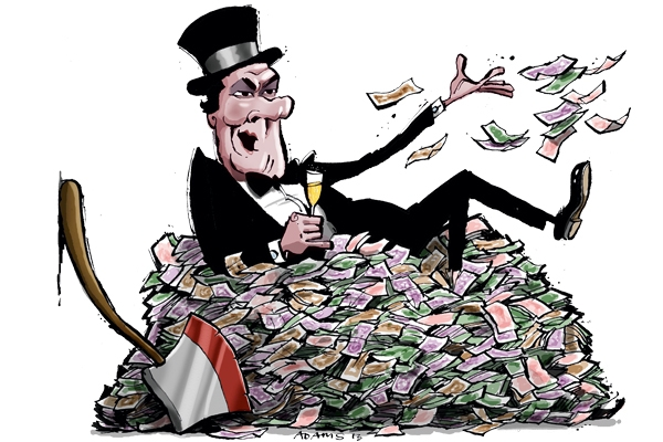 Wasted! How 'Austerity Osborne' is still squandering billions