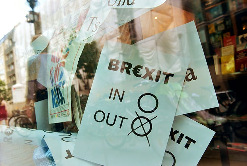 Is 'because of Brexit' the new 'despite Brexit'?