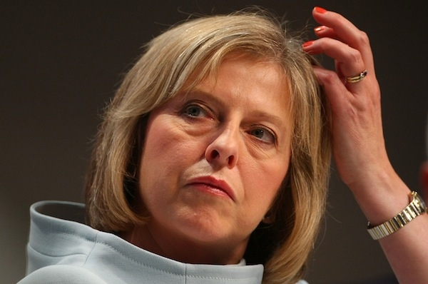 Tory MPs will press Home Secretary Theresa May on the government's response to the end of transitional controls for Bulgarian and Romanian migrants. Picture: Getty