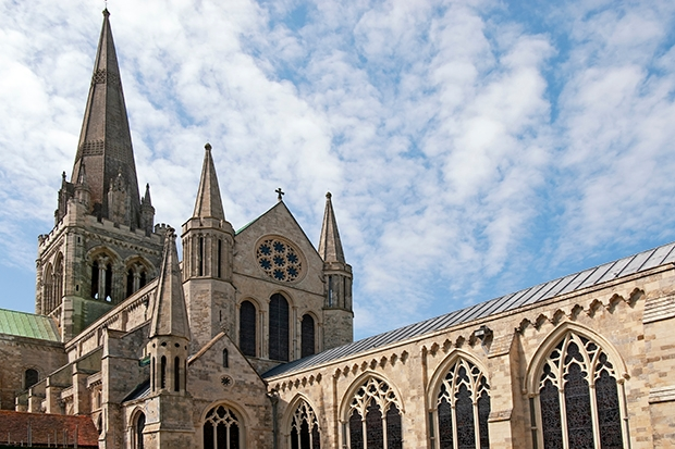 Why cathedrals are soaring