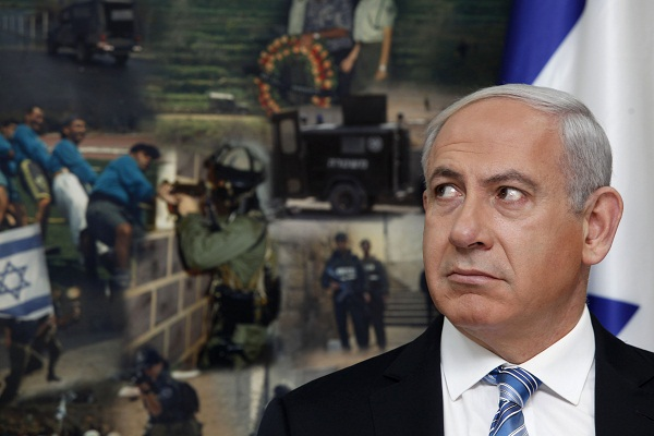 Benjamin Netanyahu's government has been heavily criticised in Israel in recent days. Image: Getty
