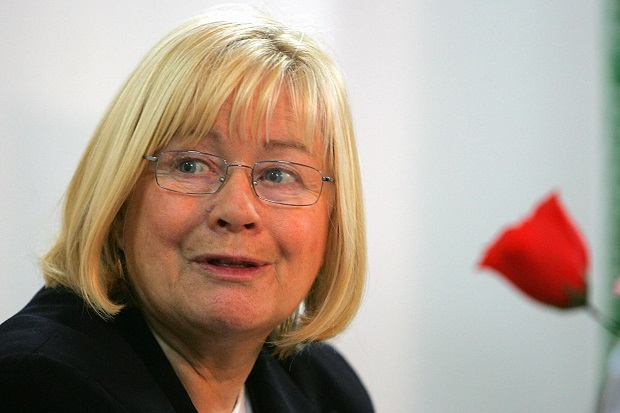 Ann Clwyd has announced that she will not be standing for re-election in 2015. The seventh female Labour MP to do so. (ODD ANDERSEN/AFP/Getty Images)