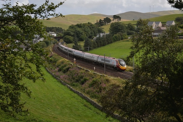 Cheryl Gillan warns that the government could be making the same mistakes on high-speed rail that it made on the West Coast Mainline franchise competition. Picture: Getty