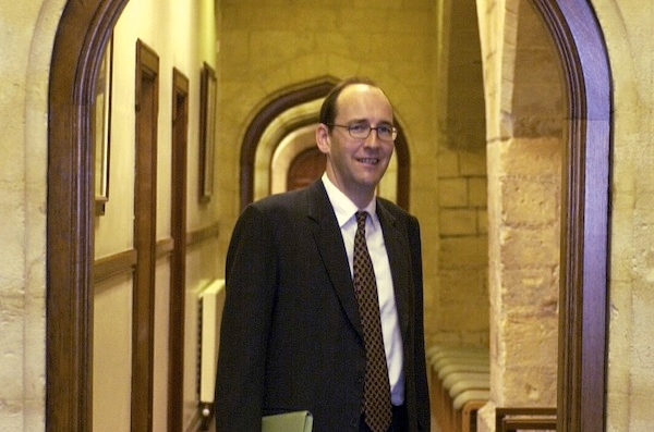 Conservative MP Andrew Tyrie