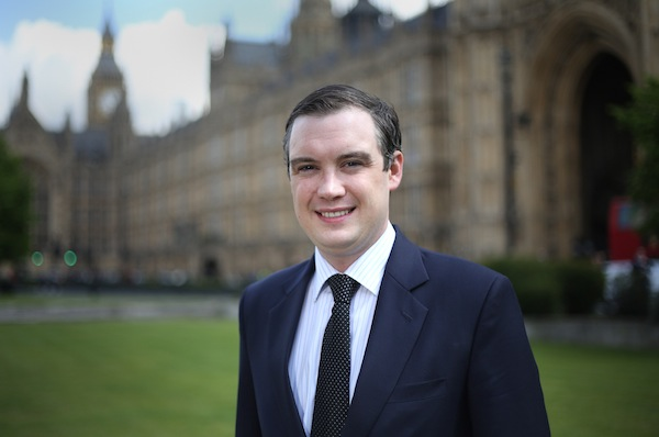 James Wharton's Private Member's Bill will have its second reading on 5 July. Picture: PA