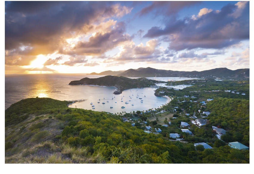 Travel Special - Antigua: Far from the madding beach