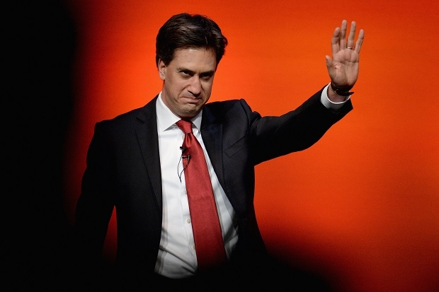 Ed Miliband's Speech To Scottish Labour Party Conference