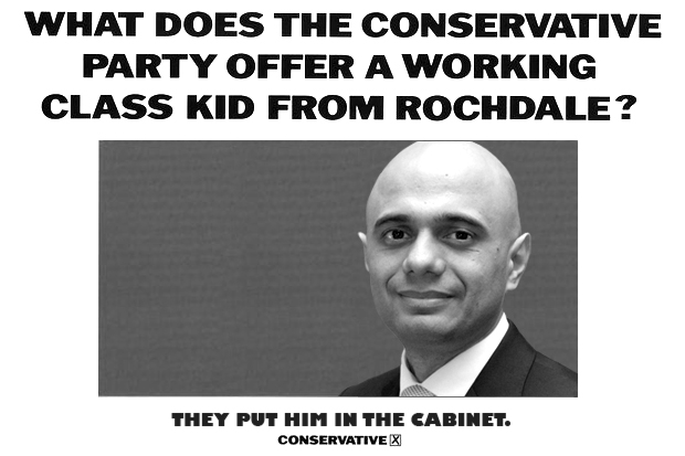 Interview with Sajid Javid, the bus driver's son who may end up leading the Tories