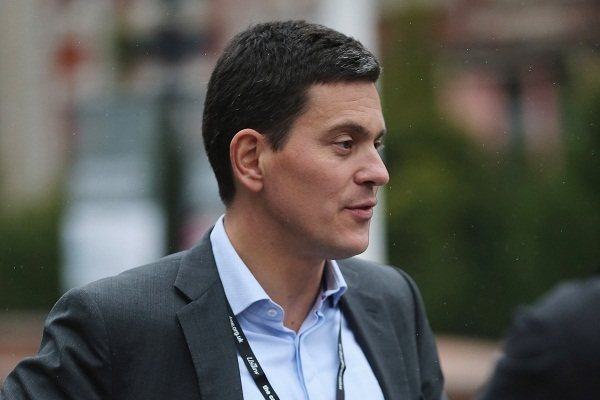 David Miliband is much exercised by Mehdi Hasan's revised biography of Ed. Image: Getty.