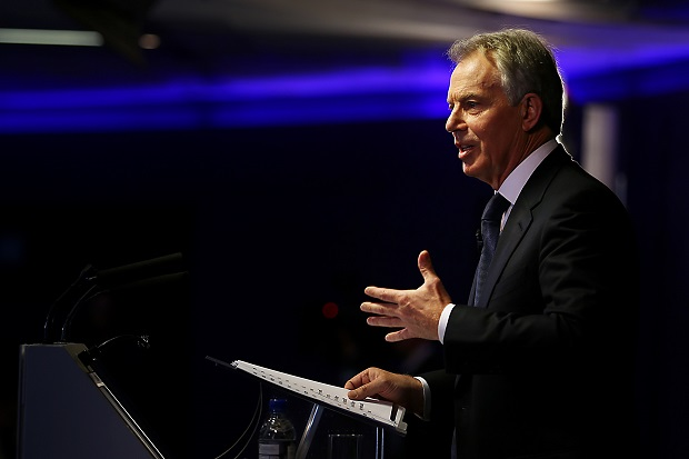 Tony Blair's Keynote Speech On The Middle East and North Africa