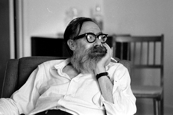 Suicide was always a spectre for John Berryman