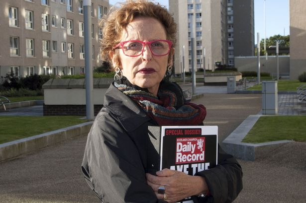 The UN's Raquel Rolnik, whose report strongly criticised the bedroom 'tax'.