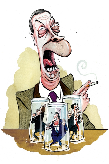 How Nigel Farage gave British democracy back to the voters