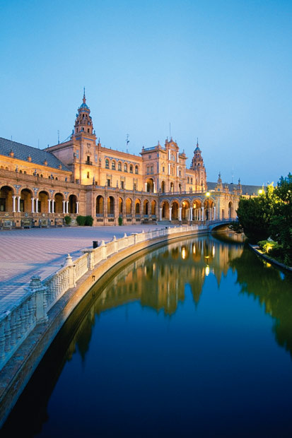Seville: a city to get lost in