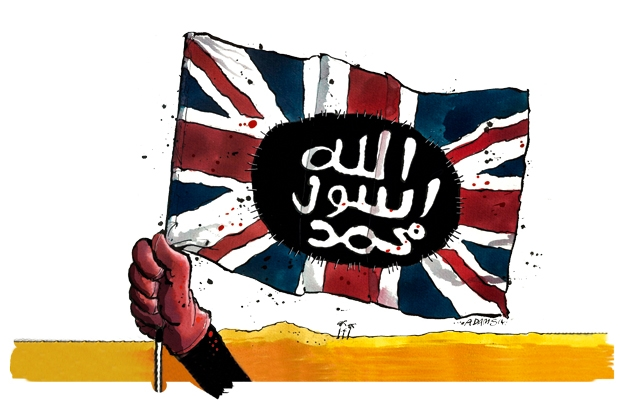 Our boys in the Islamic state: Britain's export jihad