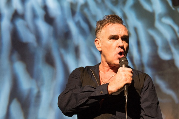 Morrissey takes this week's Big Mouth Strikes Again prize. (Mike Pont/Getty Images)