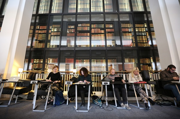 The British Library has been given the right to archive the digital world from today. An estimated billion pages a year will be available for researchers to access through the new archive.