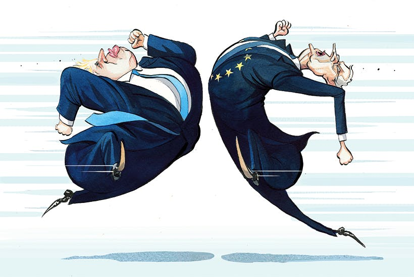 Le crunch: are the Brexit talks doomed before they begin?