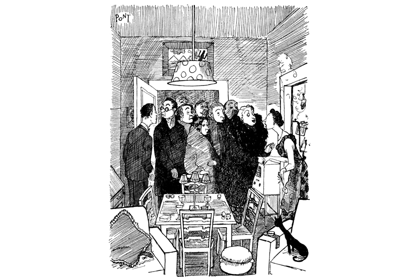 The peerless social satire of Pont of Punch