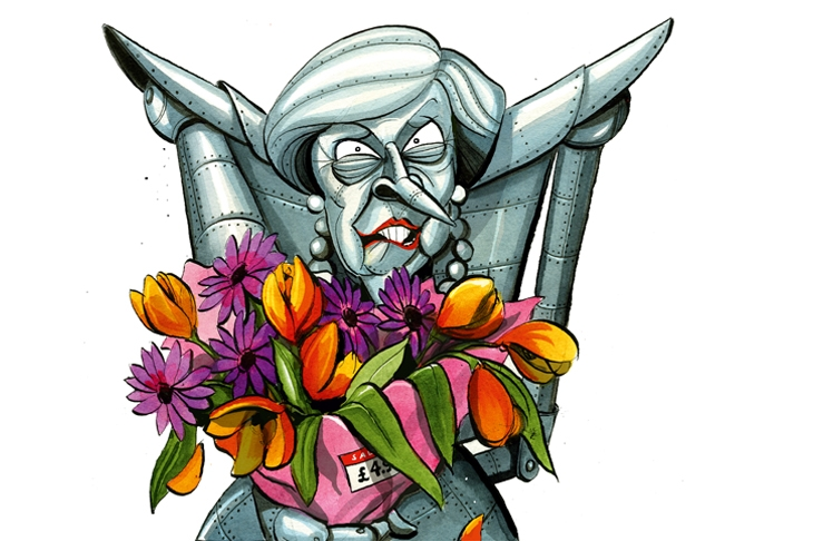 Theresa May's great comeback is now underway