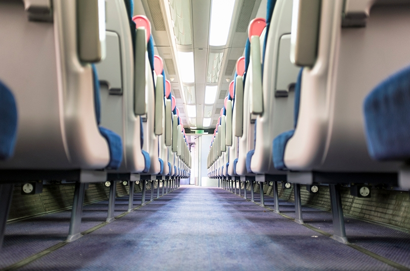 Solved: the mystery of the uncomfortable train seats