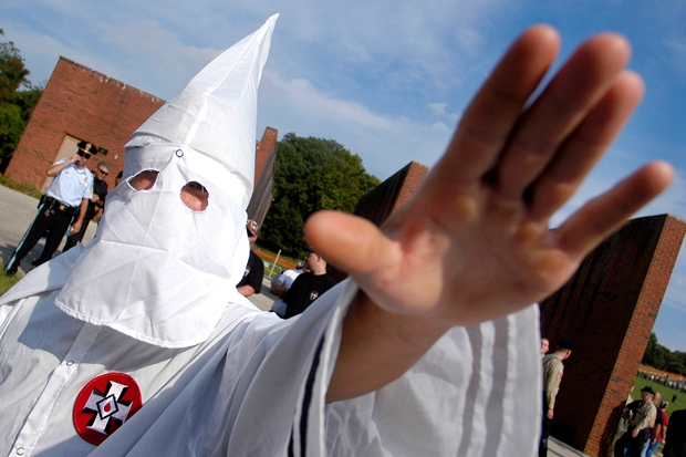 Hug a hoodie: can there really be a kinder, gentler Ku Klux Klan?