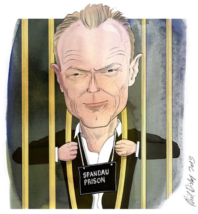 Gary Kemp on David Bowie, Margaret Thatcher, and joining the establishment