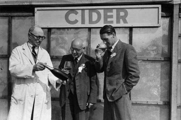 Sorry, Champagne, but cider is the original fizz
