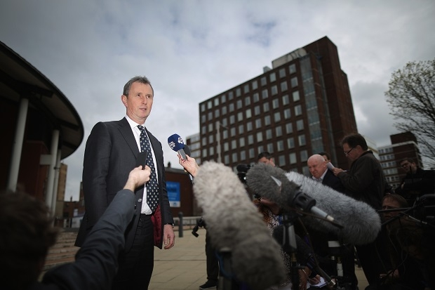 MP Nigel Evans Is Found Not Guilty Of Sex Offence Charges