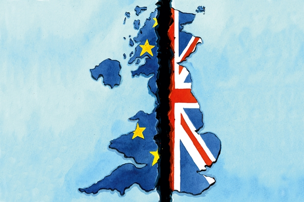 Britain's great divide