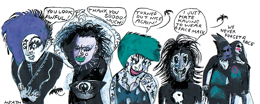 The truth about being a Goth