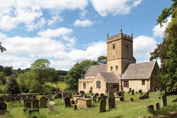 It takes a village (or six): the battle for rural churches