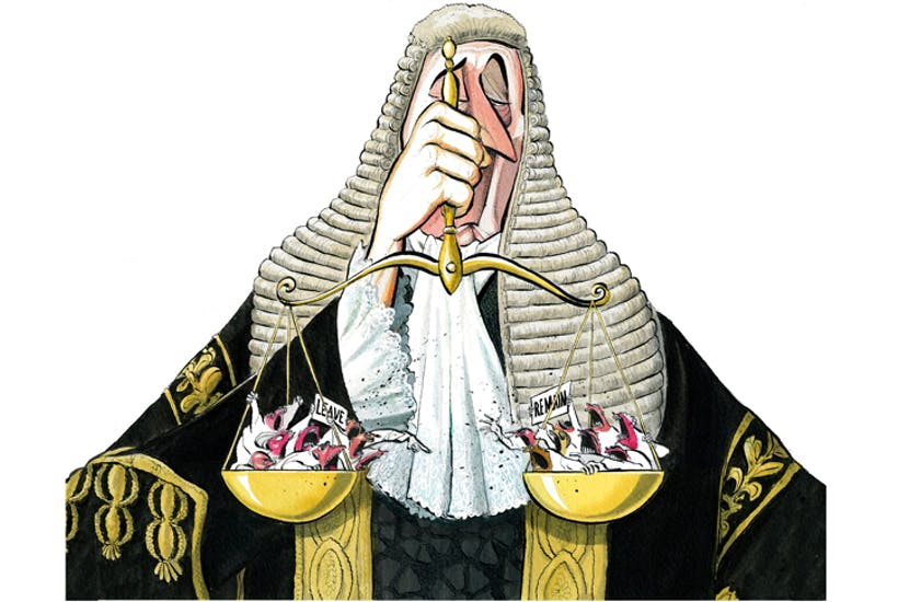 Judgment day: the danger of courts taking over politics