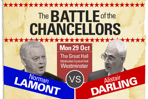 Two ex-Chancellors will soon be debating whether George Osborne's economic strategy has failed. We'll be running debates on Coffee House this week as a warm-up.
