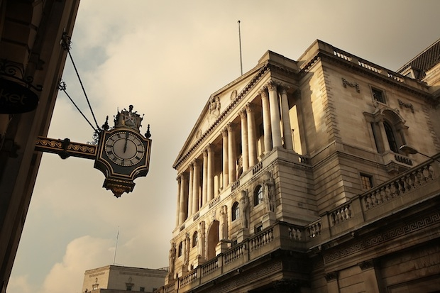 Bank Of England Cut Interest Rates To All Time Low