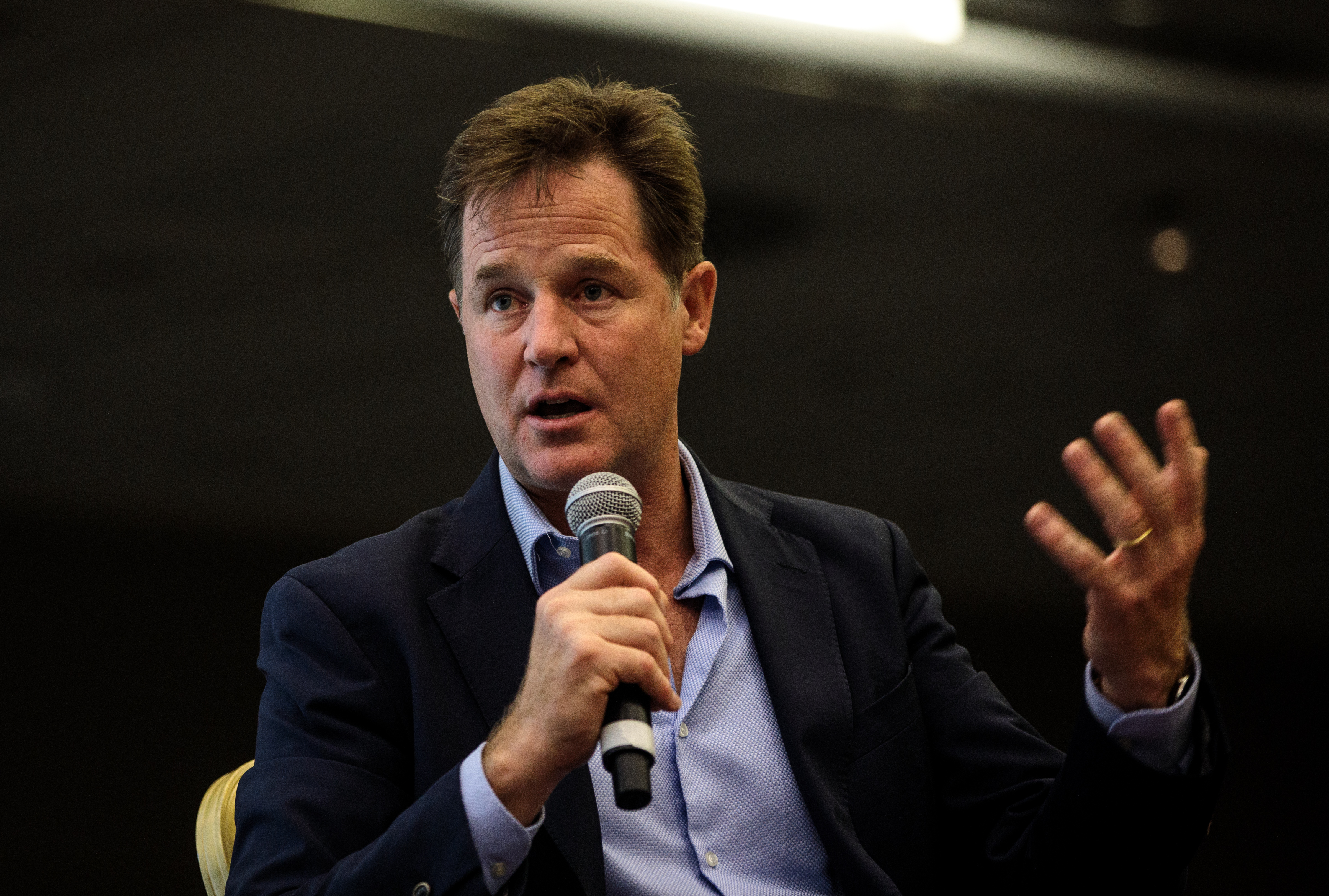 Now even Nick Clegg turns on Brussels