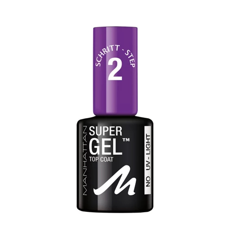 Super Gel Top Coat