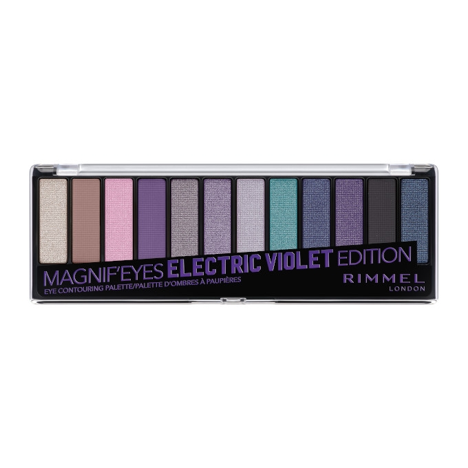 Palette Magnif'Eyes Shadow - Electric Violet - Navigation